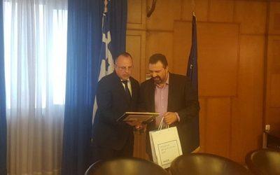 Министър Порожанов и гръцкият му колега се обявиха за запазване на бюджета на ОСП след 2020 г.