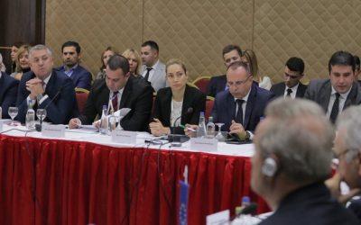 Министър Порожанов: Основната цел е поддържане на конкурентоспособен и устойчив отрасъл