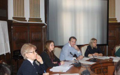 Заместник-министър Вергиния Кръстева обсъди с представители на браншови организации промени в две наредби