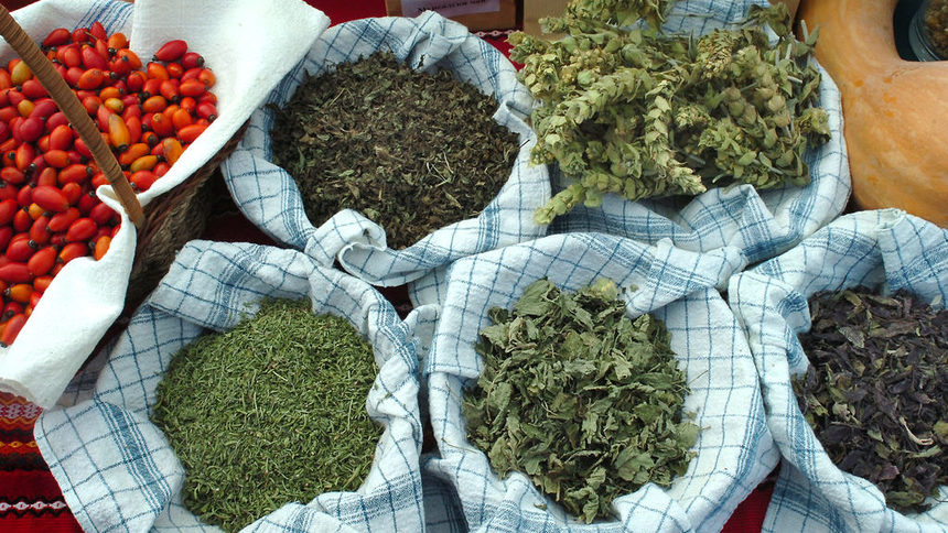 България е най-големият производител на билки в Европейския съюз