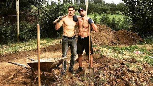 Забавна класация: Мускулести и трудолюбиви – 10-те най-секси фермери и градинари в България