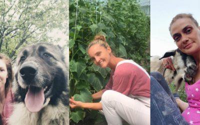 Забавна класация: Сръчни и гъвкави: 10-те най-секси фермерки и градинарки в България