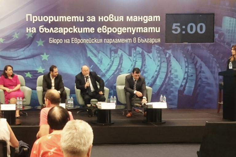 Дигиталните технологии и Втори стълб на ОСП са сред приоритетите на българските евродепутати