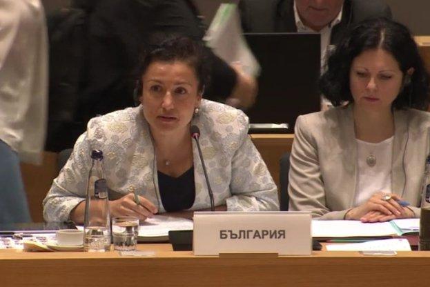 Десислава Танева: България е за запазване изключването от условност на дребните земеделски стопани в новата ОСП