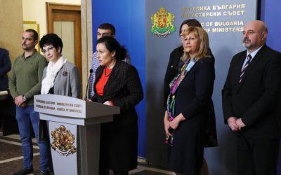 Министър Танева: България има ресурси и храни за задоволяване на вътрешното потребление