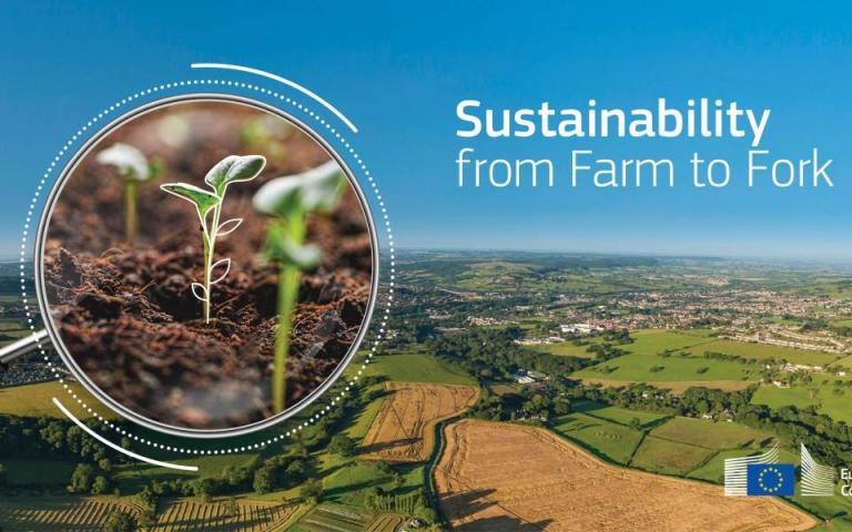 """Стратегията """"От фермата до трапезата"""" има централна роля в инициативата на Комисията за Европейската зелена сделка"""