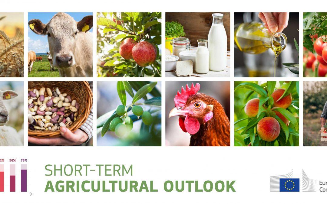 Краткосрочни перспективи: въпреки предизвикателствата, породени от епидемията от коронавирус, селскостопанските и хранително-вкусовите сектори в ЕС показват устойчивост